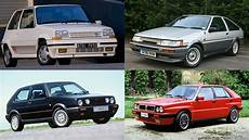 the 20 greatest hatches of the 1980s motoring research