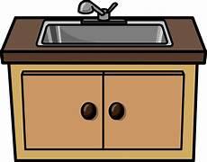 kitchen sink part 4 kitchen sink clip art home design idea clipartix