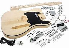 tele guitar kit diy 12 strings telecaster guitar kit tele project basswood reverb