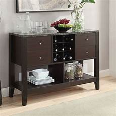 kitchen server furniture kitchen cart server w wine storage coaster furniture