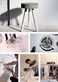 basteln mit beton kreative ideen zum selber machen