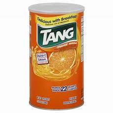 tang juice drink mix orange 56 oz