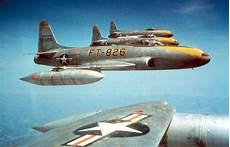 america s first jet fighters went to war against