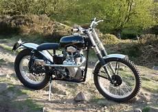 trial motorrad gebraucht ferret velocette viper trials bike