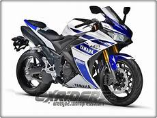 Yamaha R25 Modifikasi by Konsep Modifikasi Yamaha R25 This Is Baby R1
