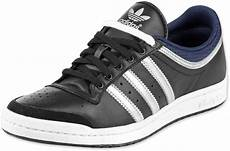 adidas top ten low sleek w shoes black blue silver