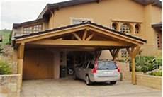 Carports Aus Holz Als Klassischer Carport Bausatz Bietet