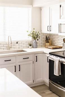 Subway Backsplash Tiles Kitchen All White Kitchen White Subway Tile With Grout Is