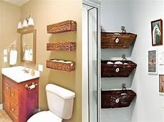 aufbewahrung bad bad in ordnung halten durch diy wandregale aus