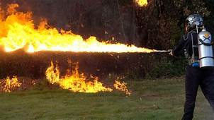 You Can Buy This Ridiculous Flamethrower If Are An
