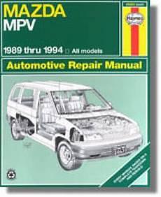 what is the best auto repair manual 1994 mazda mx 5 electronic valve timing haynes mazda mpv 1989 1994 auto repair manual