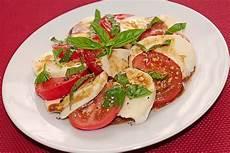 tomate mozzarella dressing rezept backofen tomaten mozzarella balsamico