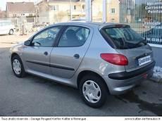 Peugeot 206 1 6l Xt Premium 5pt Essence 2002 Occasion
