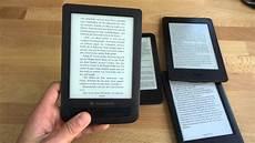 Ebook Reader Im Display Vergleich
