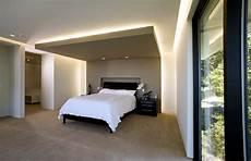 beleuchtungsideen schlafzimmer indirekte beleuchtung 37 fotos