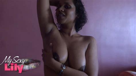 Horny Lily Saree