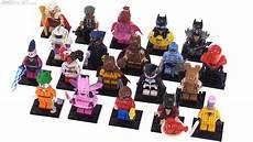 all lego batman movie series 1 collectible minifigures reviewed youtube