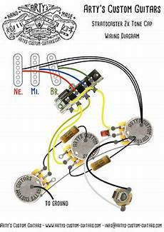 wiring harness stratocaster 2x tone arty s custom guitars