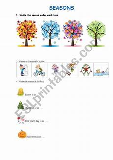 worksheets seasons and clothes 14754 seasons and clothes esl worksheet by maricrisgalu