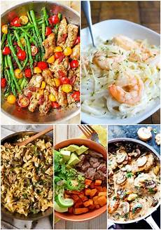 25 easy dinner recipes for busy weeknights real housemoms
