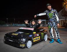 ken block ken block s gymkhana ten the ultimate tire slaying tour hoonigan