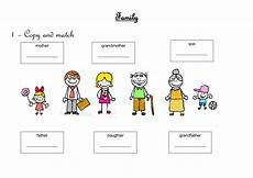 345 free family friends worksheets