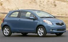 2008 Toyota Yaris Information And Photos Zombiedrive