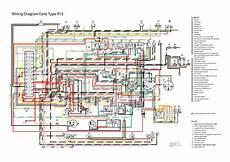 porsche wiring diagram symbols