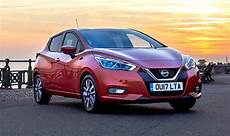new nissan micra 2017 new updated range hits uk