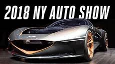 New Auto - 2018 new york auto show top 9 cars