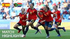 spain v south africa fifa women s world cup france 2019 youtube