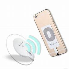 iphone se wireless charging qi wireless charger charging pad receiver kit for apple
