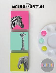 diy nursery decor for a little craft in your day