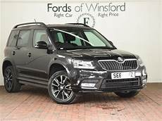 Used 2015 Skoda Yeti 2 0 Tdi Cr 140 Black Edition 4x4 5dr