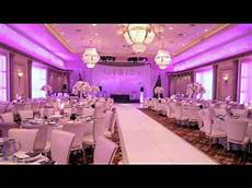 wedding decorations for banquet halls and ceremonies youtube