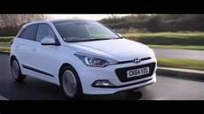 Hyundai I20 Hatch New Generation 2015 Review Wessex