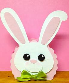 Is Sweet Easter Bunny Scalloped Bag