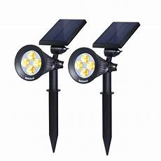 solar spotlights best solar landscape lighting and spot lights ledwatcher