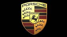 porsche 3d logo