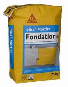Sika Enduit D Imperm 233 Abilisation Sika Mortier Fondation