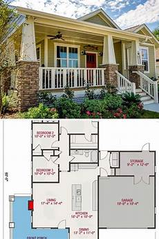 bungalow house plans with attached garage single story 3 bedroom bungalow home with attached garage