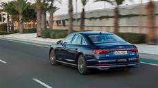 2018 audi a8 50 tdi drive reconnaissance into the