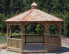 treated pine single roof octagon gazebos gazebos by style gazebocreations com