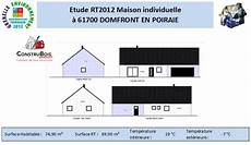 Etude Rt2012 224 Domfront En Poiraie 61700 Avenir