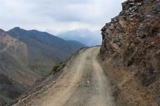 Route De Montagne Dangereuse Photographie Shkonst