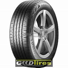 continental ecocontact 6 205 60 r16 92v sommerreifen