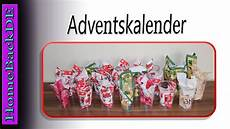 Weihnachtskalender Selbst Basteln - adventskalender selber basteln plastikbecher