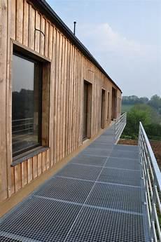 Terrasse En Caillebotis Terrasse Metallique B 194 Timent Cerh Metallerie Pour L