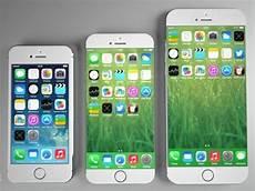 l iphone 6 grand 233 cran sortira plus tard cnet