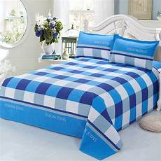 2017 new 100 cotton sheet bed king size flat sheets queen bed drap de lit printed sheets for